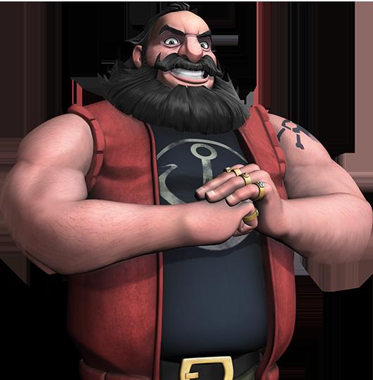 Captain Hammerhead